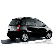 Engate Reboque Fiat Idea Até 2009 Todos Tração 500 Kg
