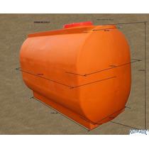 Tanque De 3300 Litros Térmico Para Transporte De Alevinos