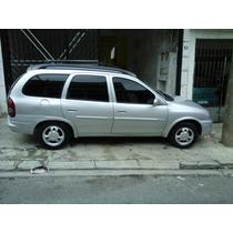 Corsa Wagon Mpfi Ano 99/2000 Motor 1.0 16v