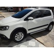 Volkswagen Cross Fox 1.6 I Motion 2013/2013 Branco 4 Portas