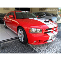 Dodge Charger 6.1 Srt8 Hemi V8 16v Gasolina 4p Automático