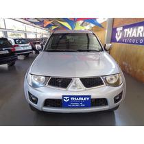 L200 Triton Hpe Flex 2011 Prata.: Tharley Veiculos Sp