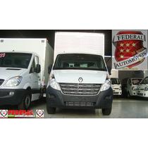 Renault Master Com Bau 2016 0km A Pronta Entrega