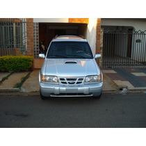 Sportage Dlx 2.0 8v Td-ic Diesel 4x4 Prata Ano 2000