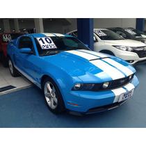 Ford Mustang 4.6 Gt Coupé V8 24v Gasolina 2p Automático 2009