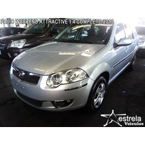 Fiat Palio 1.4 Mpi Attractive Weekend 8v Flex 4p Manual 2013