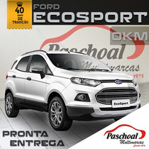 Ford Ecosport 1.6 Freestyle 16v Flex Manual 2016