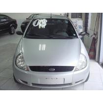 Ford Ka 2003 Prata Baixa Km!