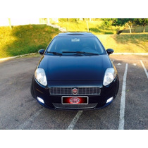 Fiat Punto 1.8 Hlx 2008 Com Teto Solar (completo)