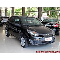 Ford Fiesta 1.0 Flex 4p Manual 2011 - Carro Dez