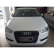 Audi A3 Branca 2015