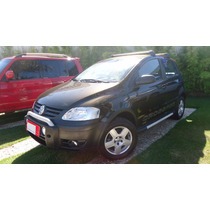 Volkswagem Crossfox 1.6 Flex Manual