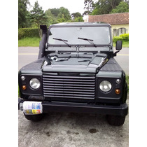 Land Rover Defender 110 2.5 Tdi County Sw