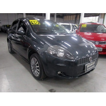 Fiat Punto 1.8 Sporting 8v Flex 4p Manual 2009/2010