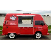 Kombi Food Truck Sob Encomenda