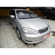 Toyota Corolla 1.8 Xei 16v Flex 4p Manual 2007/2008