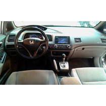 Honda New Civic Lxs 1.8, Cambio Automatico + Dvd Player