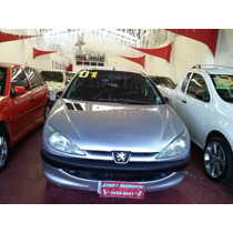 Peugeot 206 Selection Prata 2 Portas