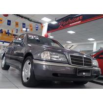 Mercedes C220 Elegance 1995 Completa Raridade