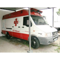 Iveco Daily City Ambulância 2005/2006