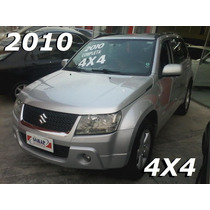 Suzuki Grand Vitara 2.0 4x4 16v Gasolina 4p Manual 2010/2010