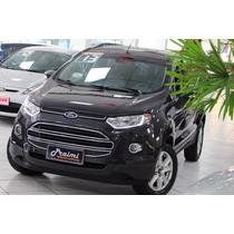 Ford Ecosport Titanium 2.0 Flex Automática (30.000 Km) 2013