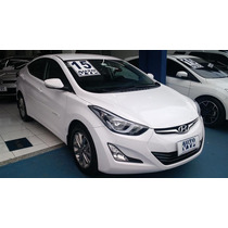 Hyundai Elantra 2.0 Gls 16v Flex 4p Automático 2014/2014