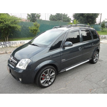 Chevrolet Meriva 1.8 Mpfi Maxx 8v Flex 4p Manual 2007/2007