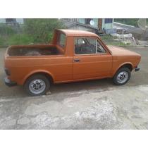 Fiat 147 Pick Up Saboneteira Original Leia O Anúncio