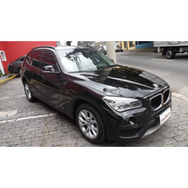 Bmw X1 2.0 18i S-drive 4x2 16v Gasolina 4p Automático 2014