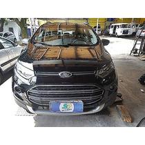 Ford Ecosport Nova Freestyle 1.6 (ok) 2013
