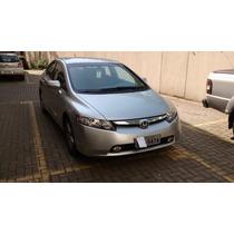 Honda Civic Sedan Lxs 16v Mec. Flex 08/08 R$ 32.900