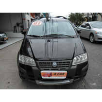 Fiat Idea 1.8 Mpi Adventure 8v Flex 4p Manual 2006/2007