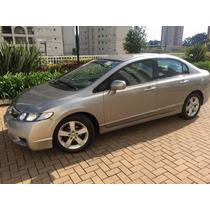 Honda Civic 1.8 Lxs 16v Flex 4p Automático 2010