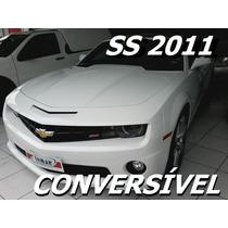 Chevrolet Camaro 6.2 Ss Conversível V8 Gasolina 2p Automátic