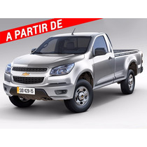 Chevrolet S10 Cabine Simples Ls 2.4 2015