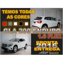 Mercedes Gla 200 Enduro 1.6 Turbo - 2016- 0km Pronta Entrega