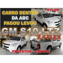 S10 Ltz 2.4 Flex Cabine Dupla 4x2 Ano 2014 - Financio
