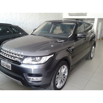 Range Rover Sport 3.0 Hse 4x4 V6 24v Gasolina 4p 2014/2014