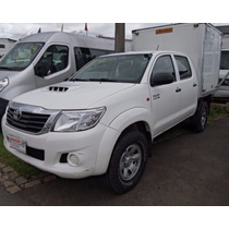 Toyota Hilux D4-d 3.0 4x4 Diesel Com Baú