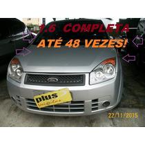 Fiesta 1.6 Completo - 2010