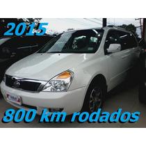 Kia Carnival 3.5 Ex V6 24v Gasolina 4p Automatico 2014/2015