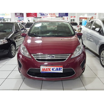 Ford New Fiesta Sedan Se 1.6 Flex 2011 Único Dono Completo !