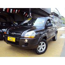Hyundai Tucson Gl 2.0 2011 Preta C/ Garantia De Fábrica