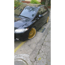 New Civic 2008 Com Rodas Aro 20 Pouquissimo Rodado
