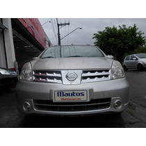 Nissan Livina 1.6 Sl 16v Flex 4p Manual 2011/2012