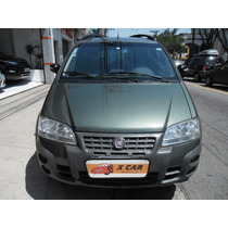 Fiat Idea 1.8 Mpi Adventure 8v Flex 4p Manual 2009/2009