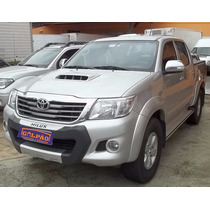 Hilux Cd Srv 4x4 Automatica Diesel 3.0