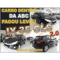 Ix35 Gls 2.0 Automatica - Ano 2011 - Financiamento Facil