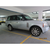 Range Rover Vogue 4.2 Supercharged 4x4 V8 Blindado